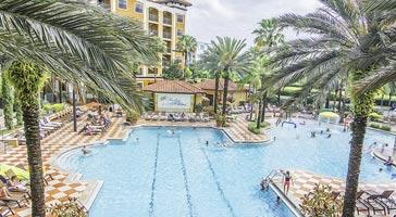 Map Of Things To Do Near Floridays Resort Orlando