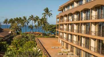 Map Of Things To Do Near Kaanapali Villas Maui Vacation
