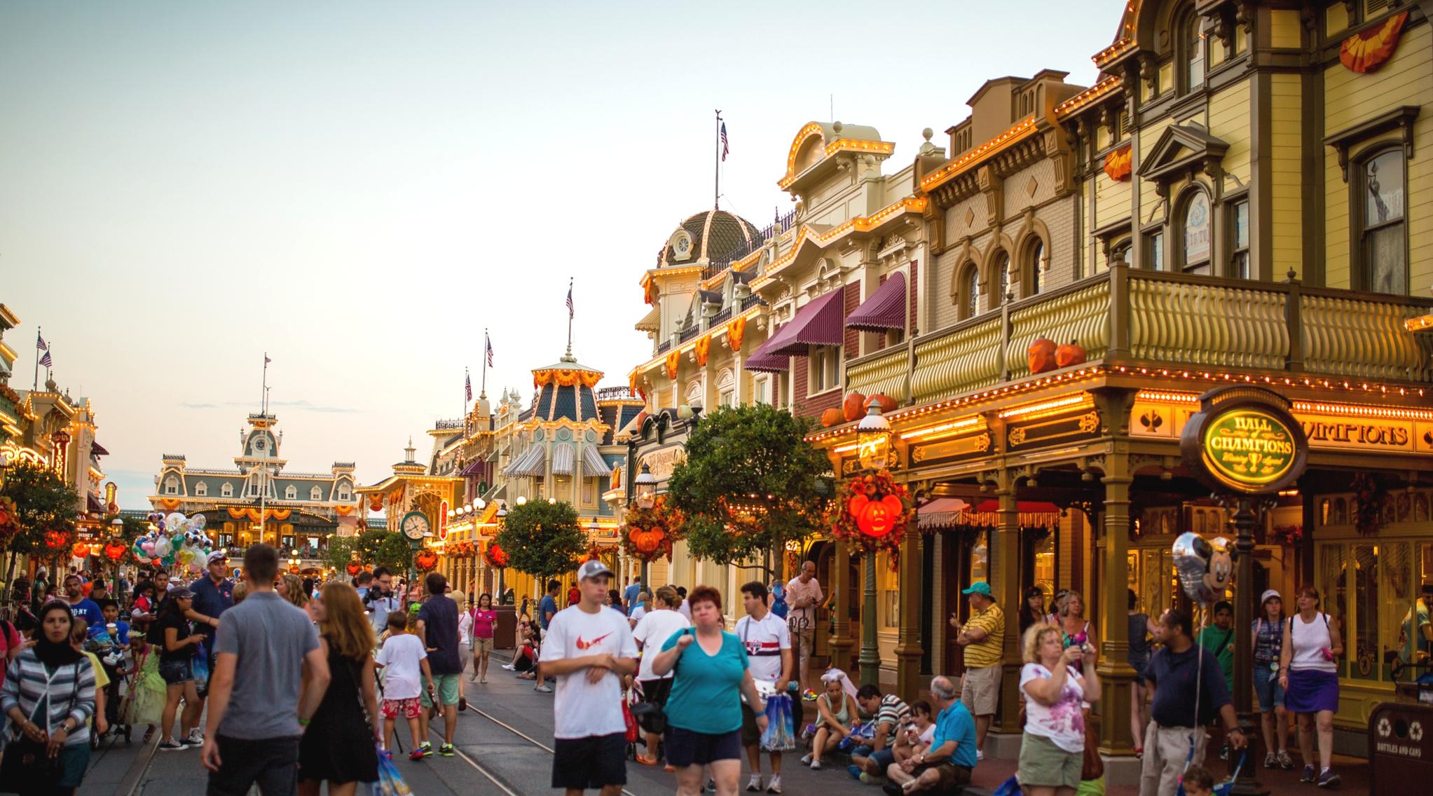 When To Go To Disney World Vacatia