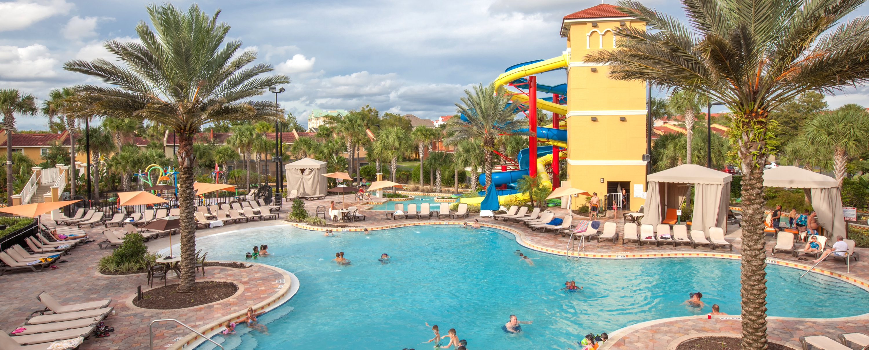 Map of Things to Do Near Fantasy World Resort  Orlando