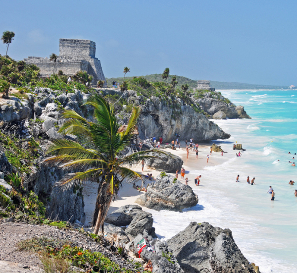 Uncovering 5 Legendary Mayan Ruins near Cancun