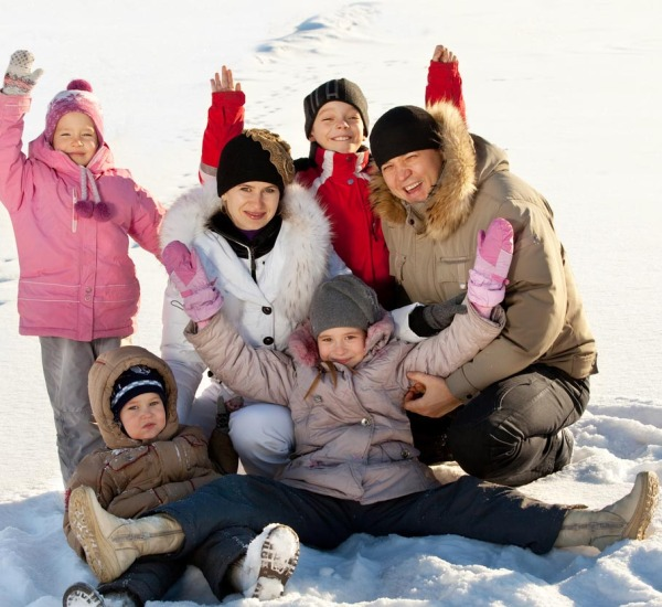 Fab Ski Resort Activities for the Non-Skiers in Your Group