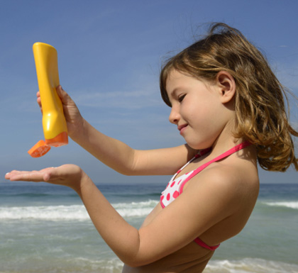 9 Burning Questions About Sunscreen and Your Kids