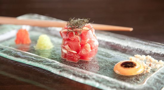 Lahaina Restaurant: Japengo Sushi
