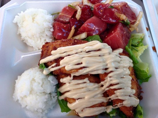 Maui Restaurant: Like Poke Food Truck
