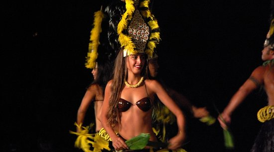 Old Lahaina Luau: Authentic Maui Luau