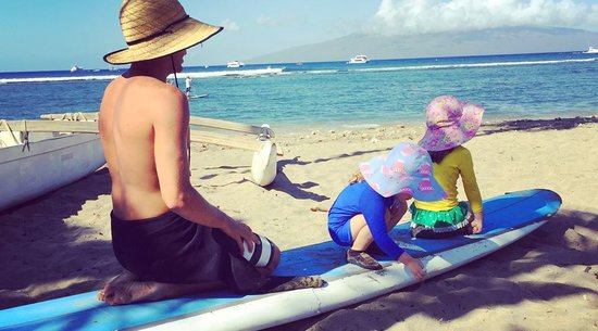 Maui Surf Clinics: Surf Lessons in Maui