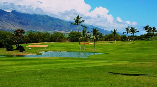 Maui Golf Course: Maui Nui Golf Club