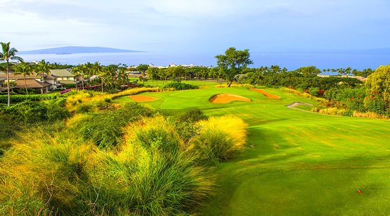 Maui Golf Course: Wailea Golf Club