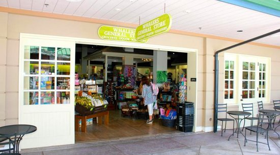 Whalers General Store: Maui Lunch Restaurant