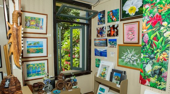 Lahaina Art Galleries: Maui Art