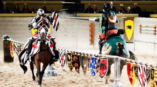 Medieval Times: Myrtle Beach Dinner Show for families