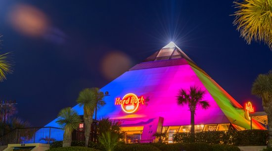 Myrtle Beach Hard Rock Cafe at Broadway at the Beach