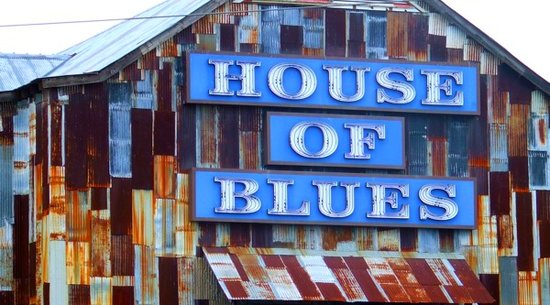 House of Blues Myrtle Beach: Dinner Shows, Live Music Concerts, and Gospel Brunch