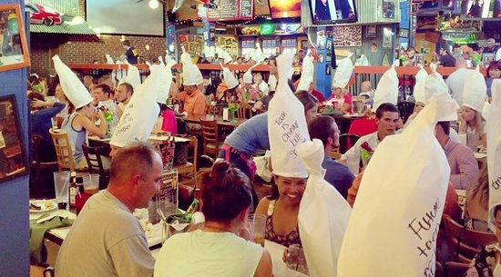 Dick's Last Resort: Humorous Myrtle Beach Restaurant