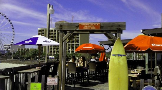 Pier 14 Restaurant: Myrtle Beach Seafood on the Ocean