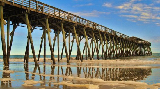 Myrtle Beach State Park Pier: Calm Fishing in Myrtle Beach