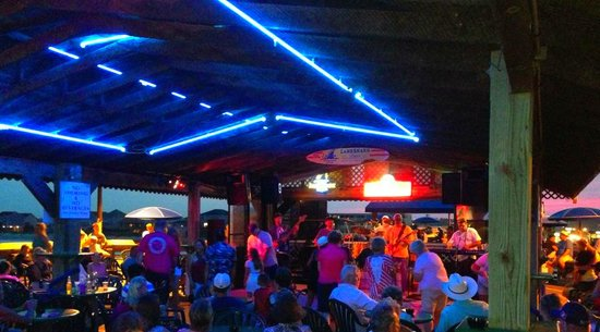 Garden City Beach Pier: Live Music over the Ocean