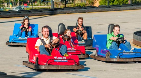 Broadway Grand Prix: Myrtle Beach Go Karts