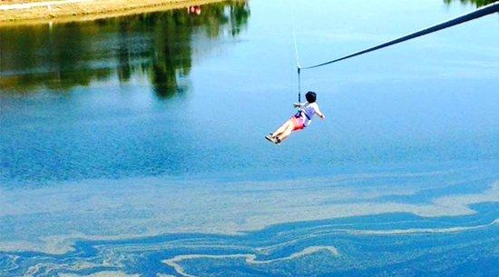 Go Ape Treetop: Zipline in Myrtle Beach