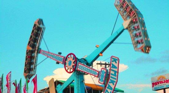 OD Pavilion: Old-School Myrtle Beach Rides