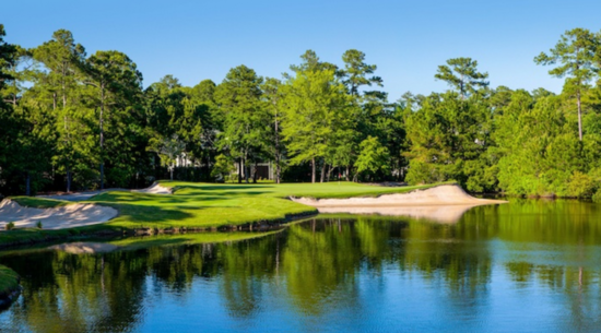 True Blue Golf Plantation: Myrtle Beach Golf Course