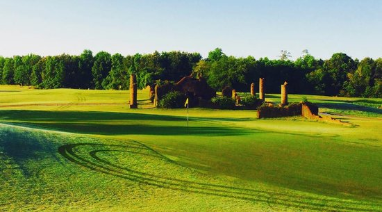 The Dye Course at Barefoot Resort and Golf: Myrtle Beach Golf Course