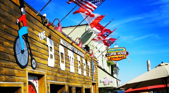The Bowery: Myrtle Beach Live Music