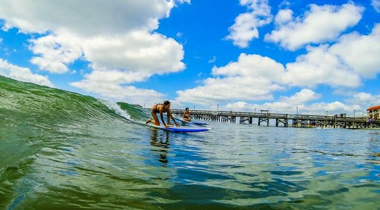 Surfing Myrtle Beach Watersport
