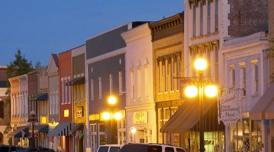 Georgetown, SC: Small Town in the Myrtle Beach Area