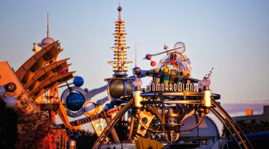 Tomorrowland in the Morning: Best Time to Visit Disney World