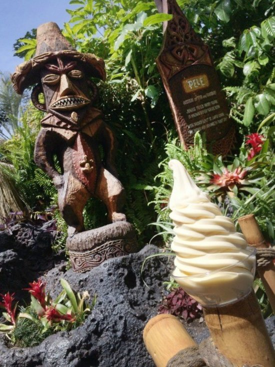 Dole Whip Disney World Ice Cream