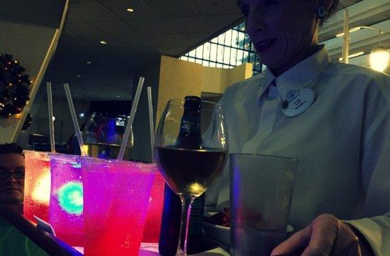 Outer Rim Bar: Disney World Cocktails