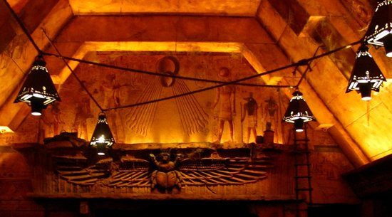 Revenge of The Mummy: Universal Studios Ride