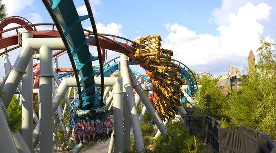 Dragon Challenge: Universal Studios Ride