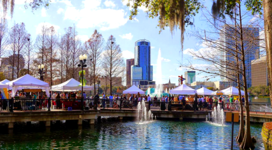 Downtown Orlando Farmers Market
