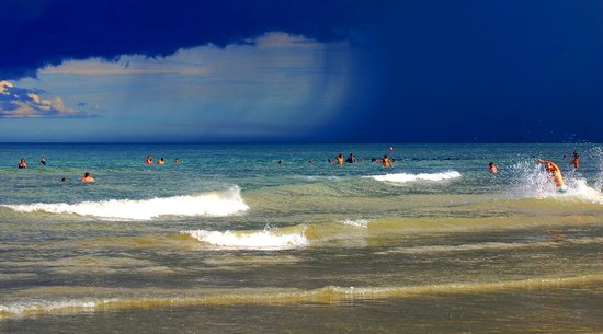 Orlando Family Vacation Guide: Jetty Beach Park: Cape Canaveral Beaches