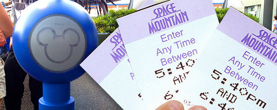 Disney World FastPass+