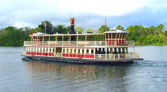 Disney World Ferry