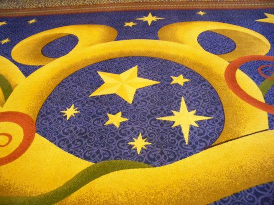 Disney World Hidden Mickey
