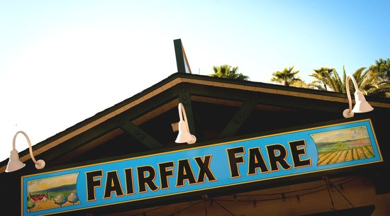 Fairfax Fare: Hollywood Studios Restaurant