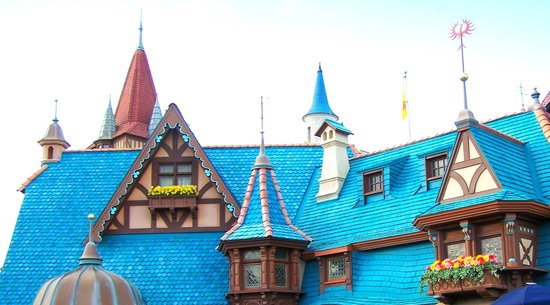 Pinocchio Village Haus: Quick Service Magic Kingdom