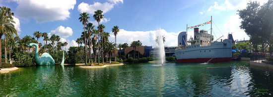 Echo Lake in Hollywood Studios, Disney World