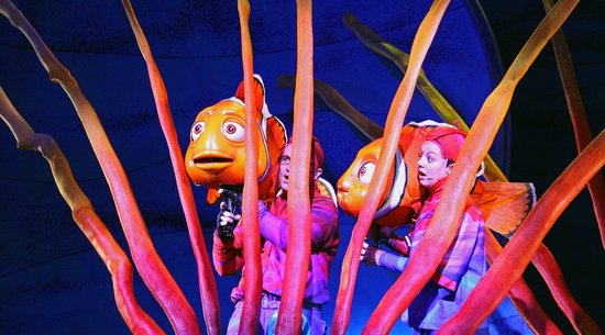 Finding Nemo the Musical, Animal Kingdom