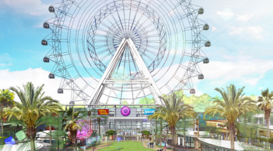 Cool new Orlando Attractions Planned at I-Drive 360