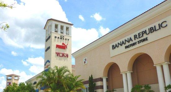 Orlando Outlet Mall
