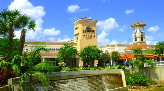 Orlando Premium Outlets International Drive Outlet Mall