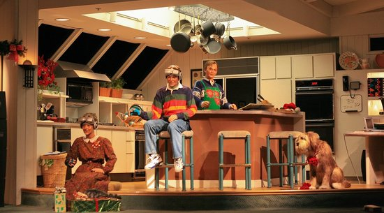 Carousel of Progress, Disney World