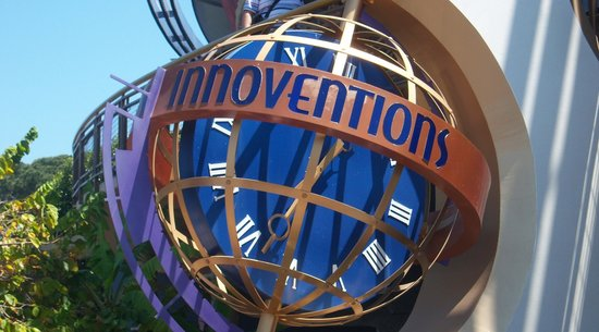 Innoventions Globe at Epcot