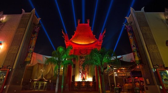 The Great Movie Ride, Hollywood Studios